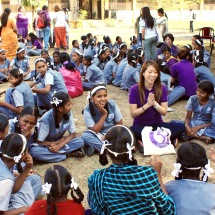 """Voices against Violence"" curriculum training in India"